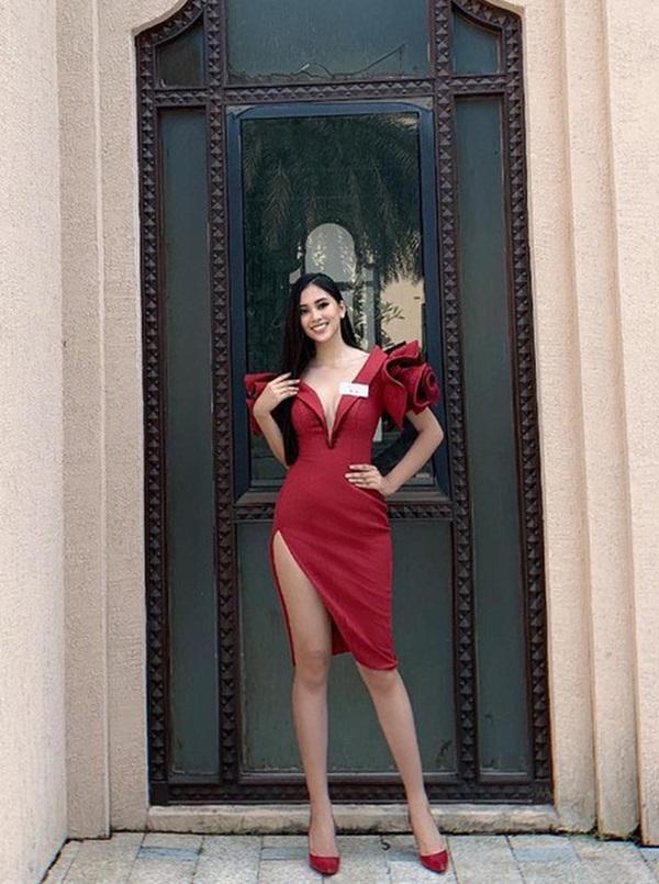 Nhìn lại hành trình và dấu ấn của Hoa hậu Trần Tiểu Vy tại Miss World 2018 2