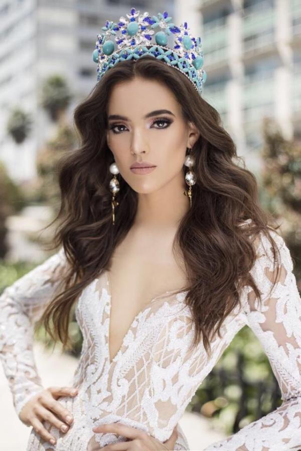 Hoa hậu Mexico Vanessa Ponce