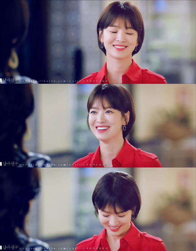 Vẻ đẹp tựa 'nữ thần' của Song Hye Kyo trong bộ phim Encounter đang được chú ý