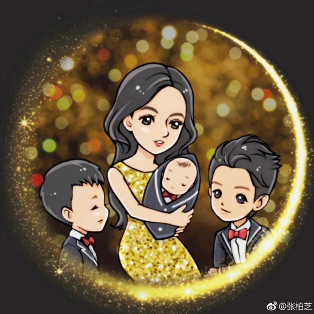 Trương Bá Chi thừa nhận đã sinh con thứ ba