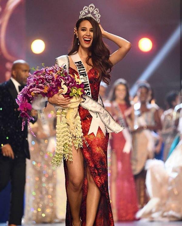 Đại diện Philippines đăng quangMiss Universe 2018.