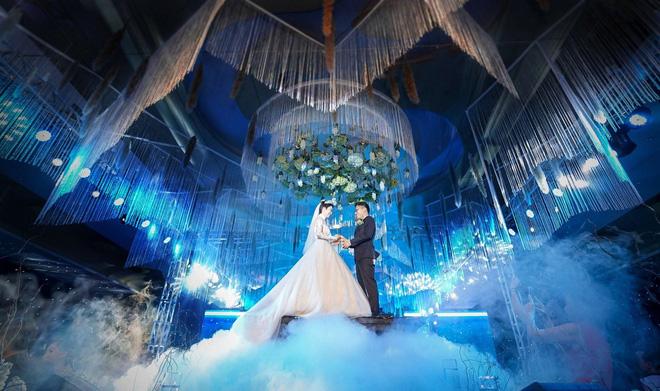 Những 'siêu' đám cưới xa hoa bậc nhất 2018 tính bằng tiền tỷ, trang trí lộng lẫy như cung điện 0