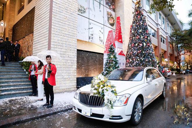 Những 'siêu' đám cưới xa hoa bậc nhất 2018 tính bằng tiền tỷ, trang trí lộng lẫy như cung điện 2
