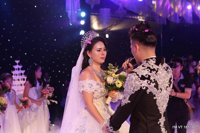 Những 'siêu' đám cưới xa hoa bậc nhất 2018 tính bằng tiền tỷ, trang trí lộng lẫy như cung điện 8