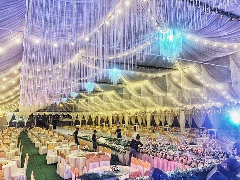 Những 'siêu' đám cưới xa hoa bậc nhất 2018 tính bằng tiền tỷ, trang trí lộng lẫy như cung điện 10