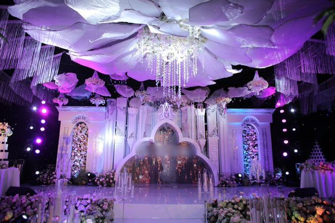 Những 'siêu' đám cưới xa hoa bậc nhất 2018 tính bằng tiền tỷ, trang trí lộng lẫy như cung điện 14