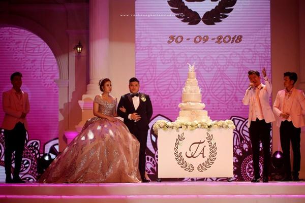 Đám cưới hoành tráng ở Đà Nẵng