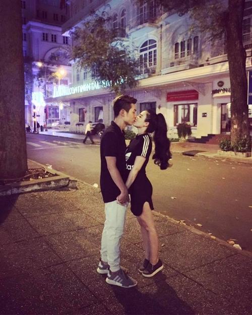 Linh Miu công khai bạn trai mới sau khi 'tình cũ' Hữu Công đi lấy vợ.