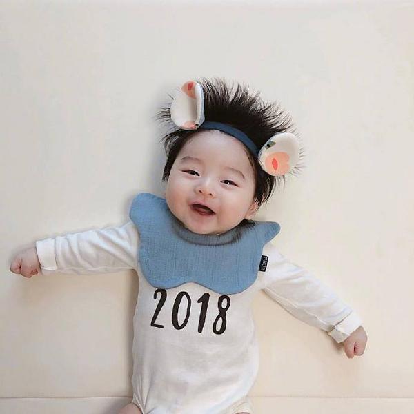 Những em bé khuấy đảo cộng đồng mạng thế giới năm 2018 với mái tóc khác lạ 0