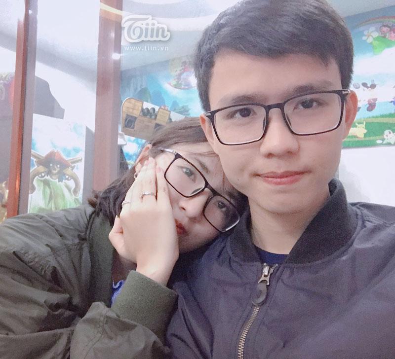 Thu Trang và Anh Dũng - cặp đôi đến từ Bắc Giang được bạn bè ngưỡng mộ.