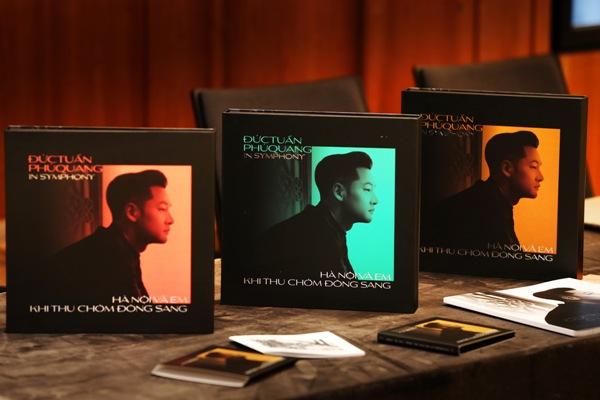 Đức Tuấn đưa khán giả đi vào miền ký ức của chính mình trong album mới về Hà Nội 3