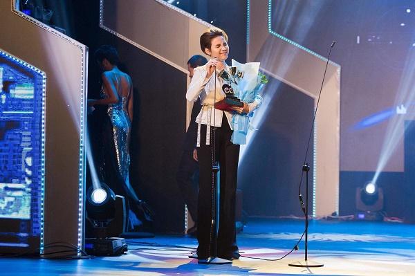 Vũ Cát Tường đại thắng Keeng Young Awards 2018: Thành công của tôi luôn có fans đồng hành! 9