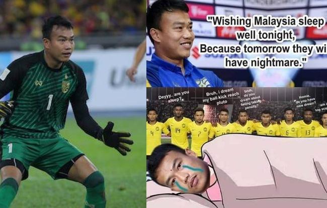Thủ môn Thái Lan từng 'gây bão' ở AFF Cup lại sắm vai thảm họa tại trận mở màn Asian Cup 0