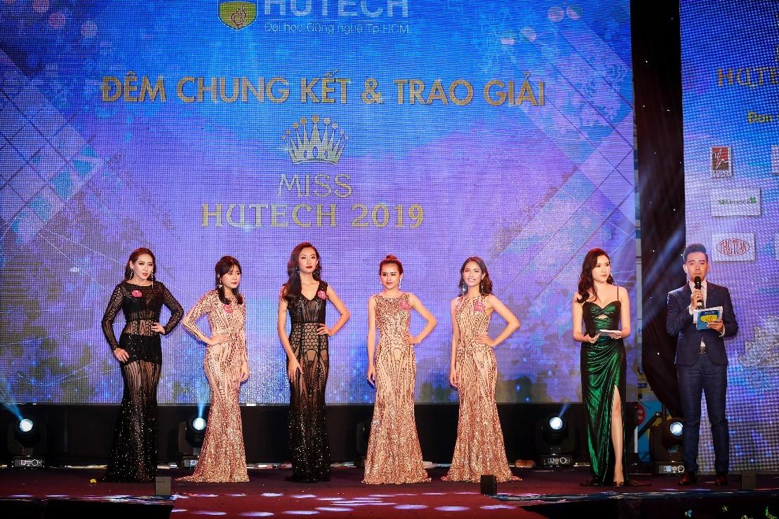 Ngắm loạt ảnh lung linh của Thanh Khoa - Tân Miss HUTECH 2019 4