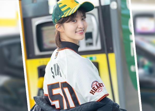 Junghwa tham gia web drama mới có tênSociety Baseball