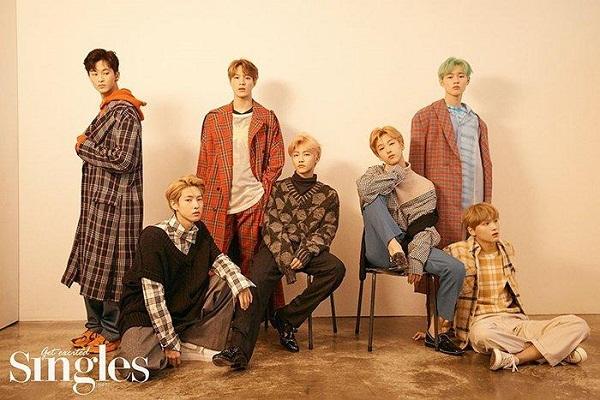 Bỏ xa tạo hình ngọt ngào, đáng yêu, NCT Dream trưởng thành lên trông thấy khi diện những chiếc áo sơ mi, áo măng tô dáng dài họa tiết caro sang chảnh.