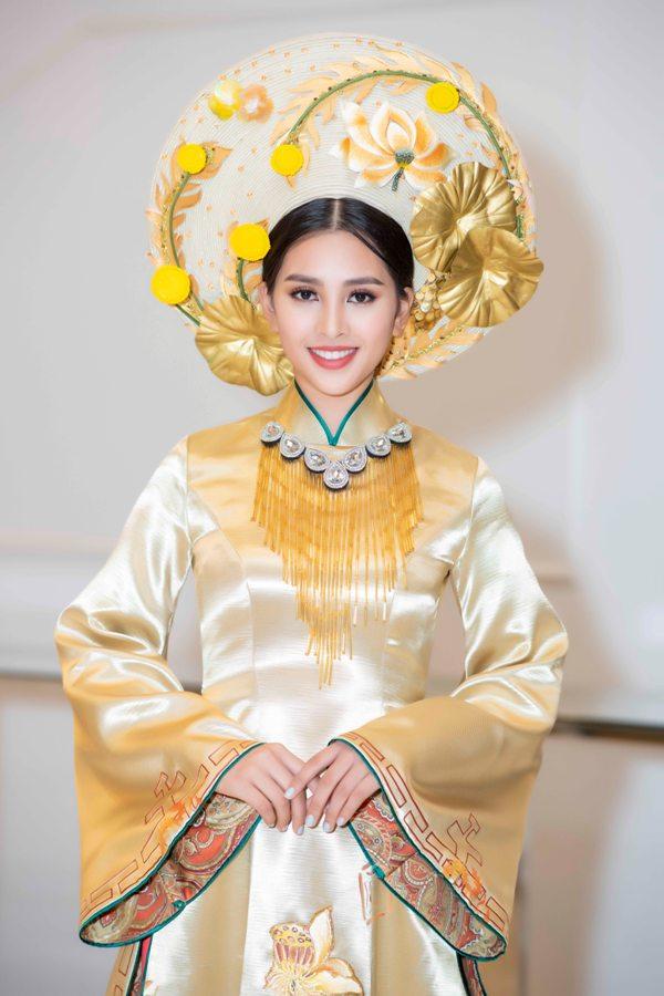 Hoa hậu Tiểu Vy quyền lực như Hoàng hậu bên cạnh 'Á phi' Phương Nga và Thúy An 6
