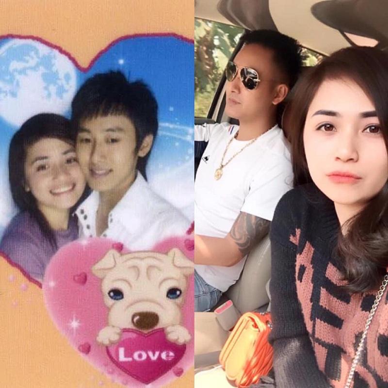 Cặp đôi này còn dẫn nhau đi chụp ảnh nghệ thuật để minh chứng cho tình yêu của mình. Ảnh FB Nguyễn Mai Quỳnh.