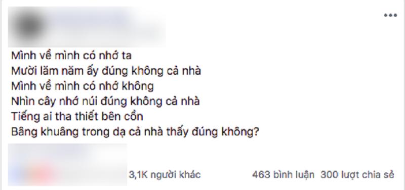 Khi fan của nhà thơ Tố Hữu tham gia trào lưu thì việc đọc thơ sẽ trở nên hài hước thế này đây!