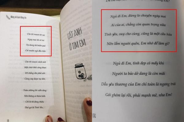 Những khổ thơ bị Châu Đăng Khoa 'mượn' để viết lời bài hát