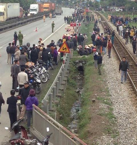 Báo cáo Bộ trưởng Bộ Giao thông vận tải, Cục Đăng kiểm Việt Nam cho biết xe tải gây tai nạn còn hạn kiểm định đến hết ngày 14/5/2019.