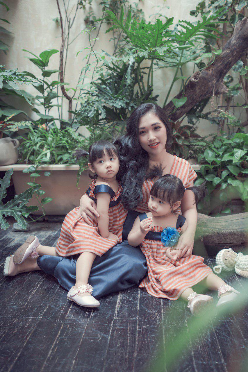 Điều thú vị chưa kể về cặp bé gái sinh đôi đáng yêu của vợ chồng Minh - Nhântrong 'Gạo nếp gạo tẻ' 5
