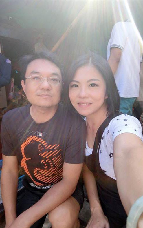 Hai vợ chồng Lian và Lim. Ảnh: China Times