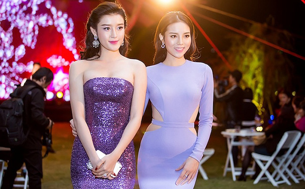 Cả hai thường tỏ ra thân thiện khi xuất hiện chung trong sự kiện.