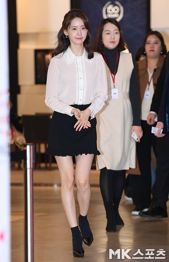 Sau 1 thời gian, Yoona lại xuất hiện với nhan sắc 'vạn người mê'