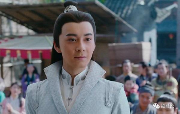 Vai diễn Dương Khang của Trần Tinh Húc trong Tân anh hùng xạ điêu