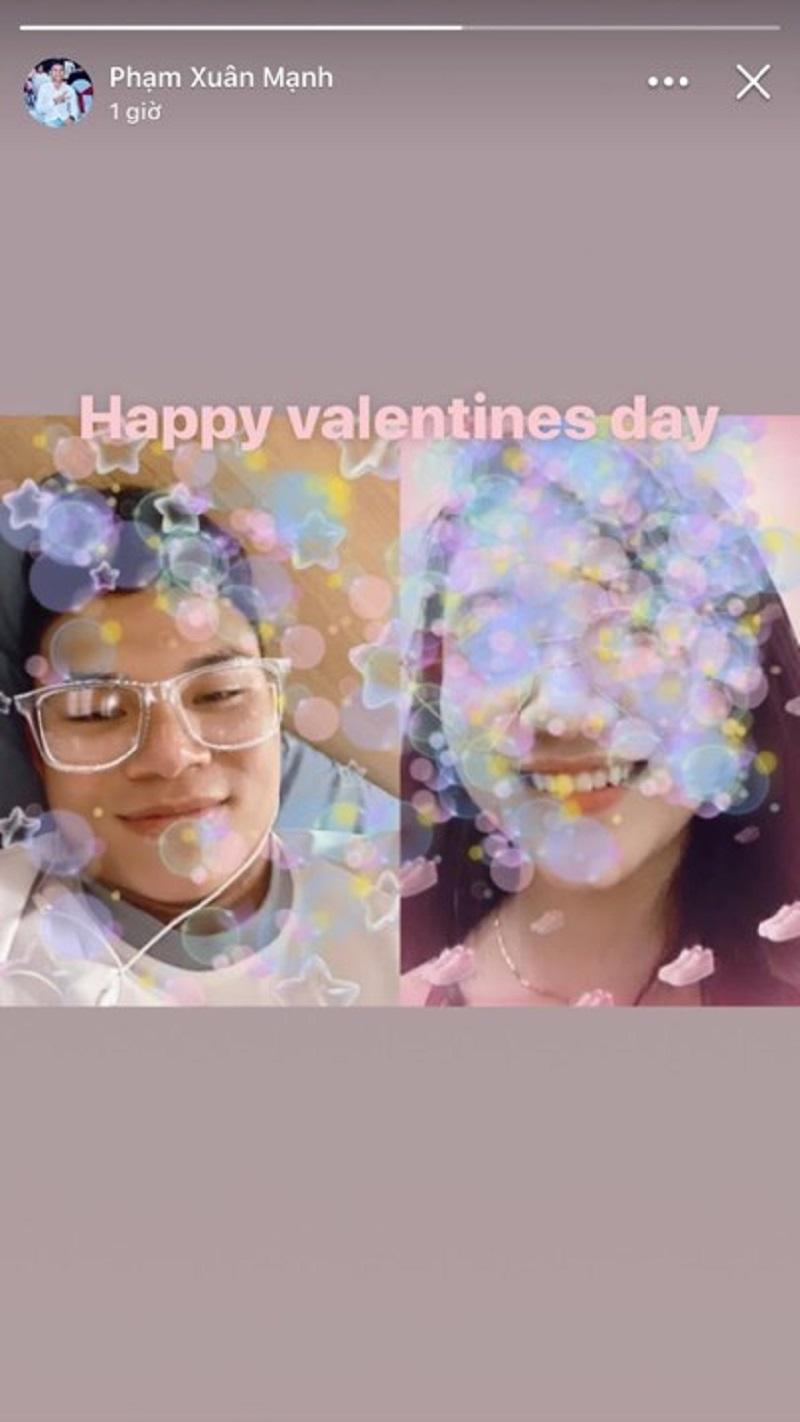 Cuối cùng cũng kịp có người yêu trước Valentine