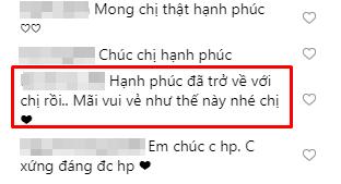 Sau 2 năm chia tay Huỳnh Anh, MC Hoàng Oanh cũng đã tìm được tình yêu mới 1