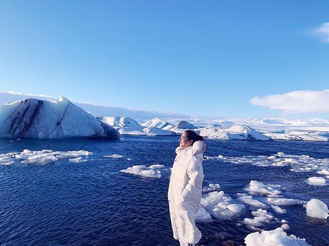 'Tình cũ không rủ cũng tới', Bảo Anh và Hồ Quang Hiếu lại đi du lịch Iceland cùng nhau? 1