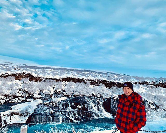 'Tình cũ không rủ cũng tới', Bảo Anh và Hồ Quang Hiếu lại đi du lịch Iceland cùng nhau? 3