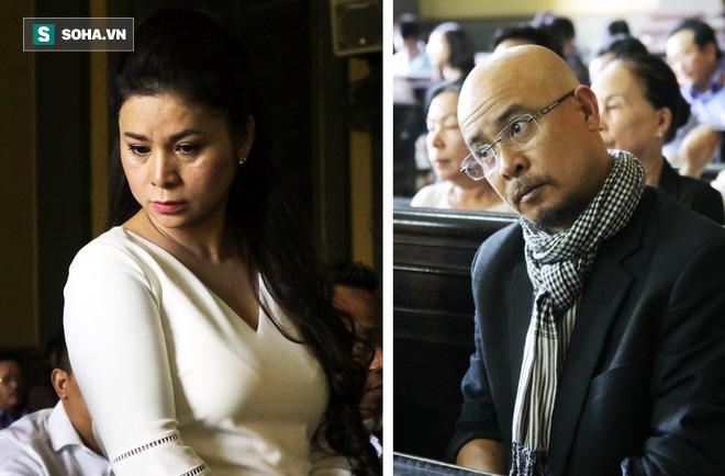 Khoảnh khắc căng thẳng trong phiên xử ly hôn vợ chồng ông chủ cà phê Trung Nguyên 12