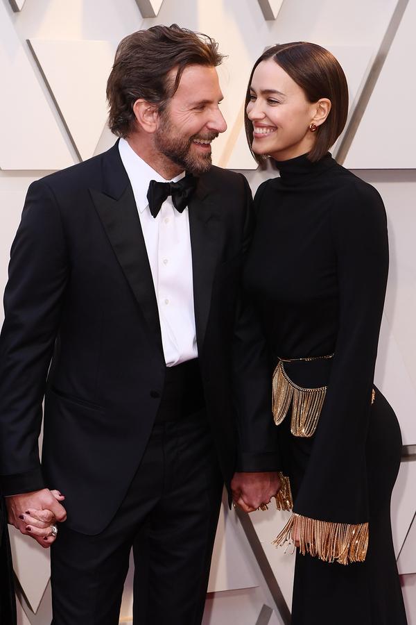 Bradley Cooper và bạn gáiIrina Shayk