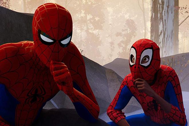 Spider-Man: Into the Spider-Verse làm nên thành công cho xưởng hoạt hình Sony.
