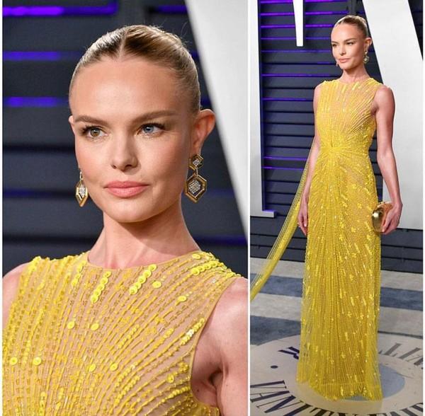 Không chỉ thiên thần Victoria's Secret, hai mỹ nhân Hollywood khác cũng diện đồ của Công Trí tại Oscar 2019 2