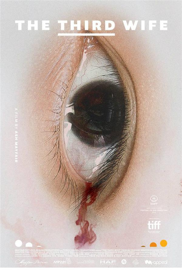 Poster quảng bá đầy ấn tượng của 'Người vợ ba'
