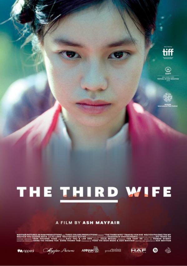 Nữ diễn viên trẻ xuất hiện ấn tượng trên poster phim