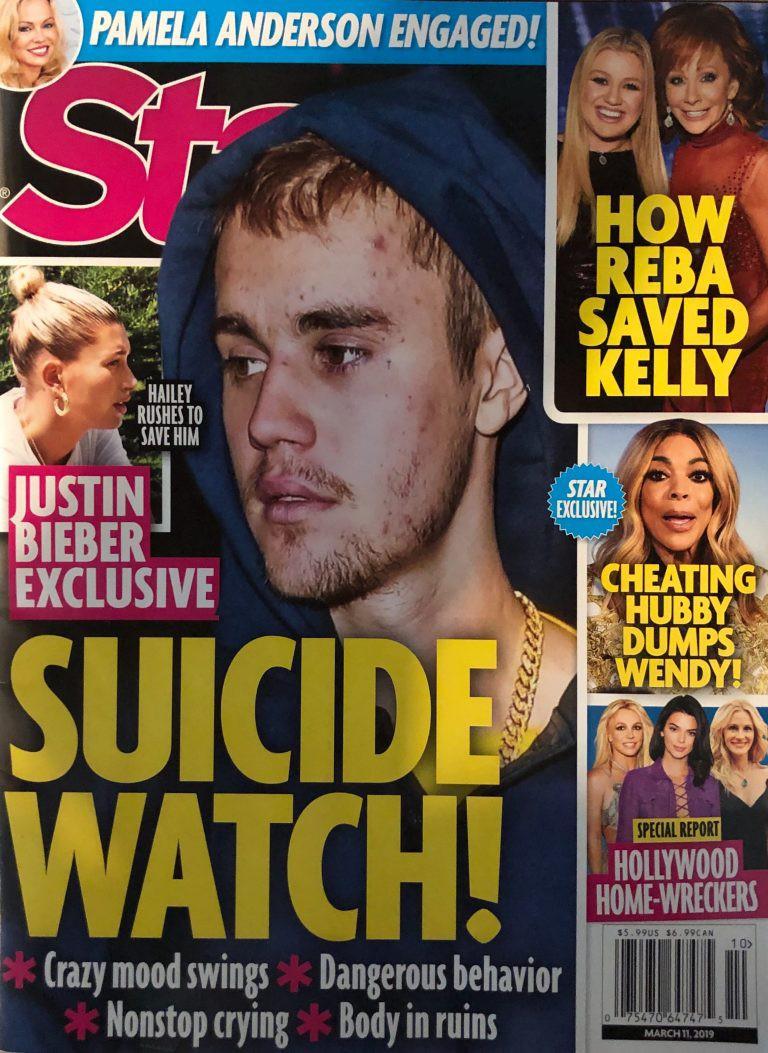 Người hâm mộ hoang mang trước căn bệnh trầm cảm củaJustin Bieber