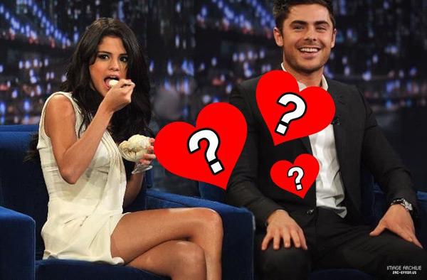 Không còn là tin đồn, Selena Gomez và Zac Efron xác nhận đang hẹn hò 0