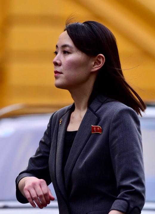 Được biết, bà Kim Yo-jong nhận được rất nhiều sự quan tâm từ truyền thông và dư luận Hàn Quốc. Ảnh: Tuấn Mark