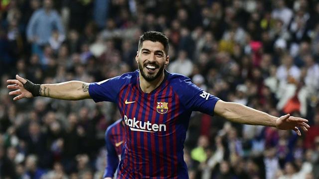 7. Luis Suarez (Barcelona): 169 bàn trong 232 lần ra sân cho đội bóng xứ Catalan
