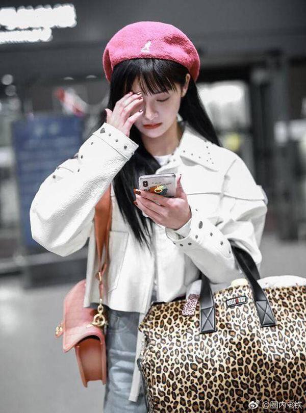 Rộ tinKyulkyung Chu Khiết Quỳnh (Pristin) hẹn hò với đại thiếu gia Vương Tư Thông? 0