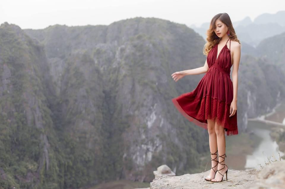 Bạn gái Quang Hải bị 'ném đá' nhưng loạt người đẹp này còn sexy hơn ở đệ nhất sống ảo Ninh Bình 7