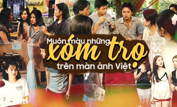 Muôn màu xóm trọ trên màn ảnh Việt: Nơi gắn kết tình yêu, nơi 'bằng mặt mà không bằng lòng' 0