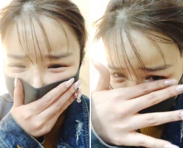 Park Bom khóc nức nở cảm ơn fan đã chờ đợi mình, nhưng netizen chỉ chú ý đến duy nhất một điểm 1