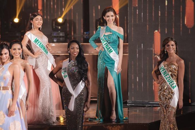 Hương Giang liên tục bị gọi tên khi để 'hậu duệ' Nhật Hà sến sẩm tại Bán kết Hoa hậu Chuyển giới Quốc tế 0