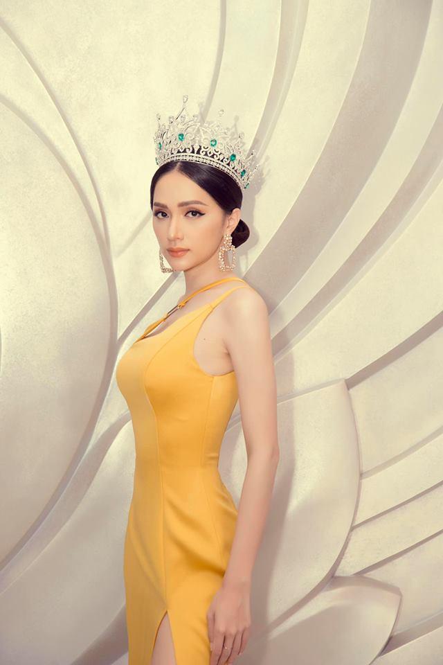 Chỉ còn ít giờ nữa sẽ tìm ra được người đẹp kế nhiệm Hương Giang trên ngôi vị Hoa hậu Chuyển giới Quốc tế 2019.